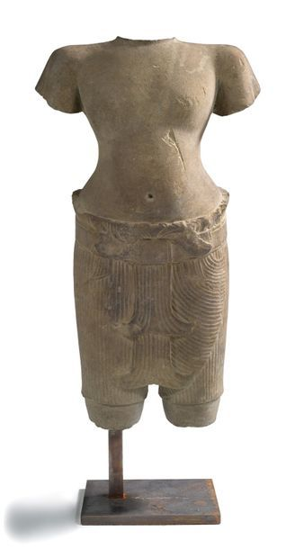 CAMBODGE<br/>Période khmère, BAKHENG, Xe siècle