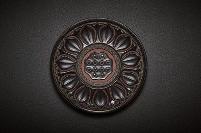 CHINE - Fin Epoque YUAN (1279 - 1368) / Début Epoque Ming (1368 - 1644), XIVe siècle...