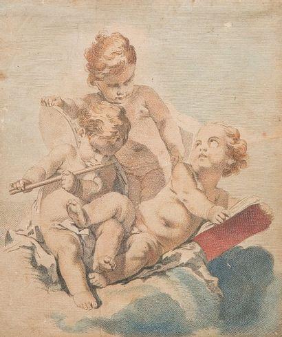 François BOUCHER (1703-1770), d'après