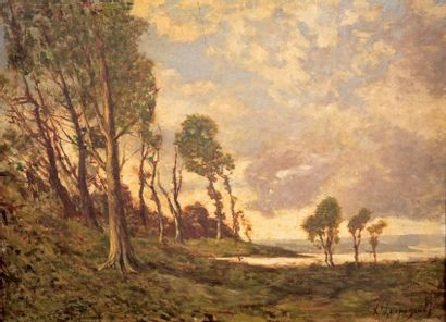 Henri HARPIGNIES (1819-1916)