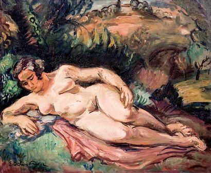 Emile OTHON-FRIESZ (1879-1949)