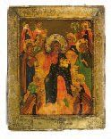 LA DEISIS avec saint Zosime et Savatti. Au...