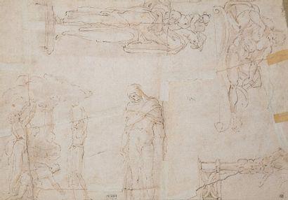 Attribué à Niccolo TRIBOLO (Florence 1500 - 1550)