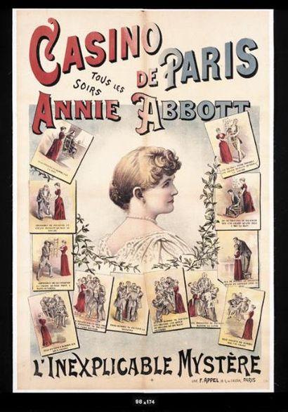 ABBOTT Annie.