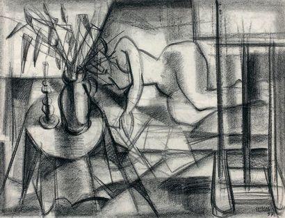 JEAN CLUSEAU-LANOVE (1914-1997)