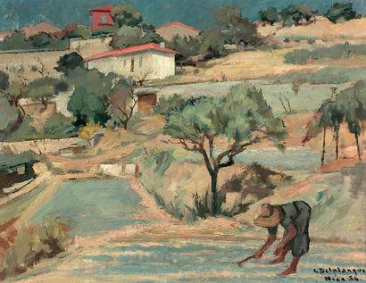 Georges DELPLANQUE (1903-1999)