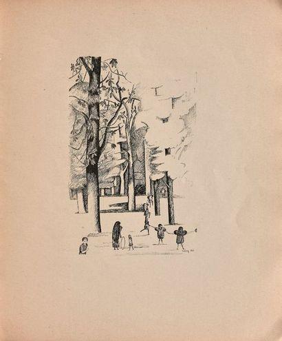 CLEMENT-SERVEAU (1886-1972)