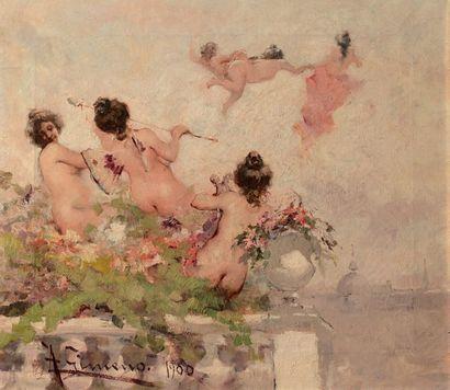 Andres GIMENO (1879-?)