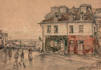 Georges TIRET-BOGNET (1855-1935)