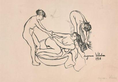 SUZANNE VALADON (1855-1938)