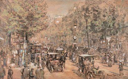 Pierre CHAPUIS (1863-1942)
