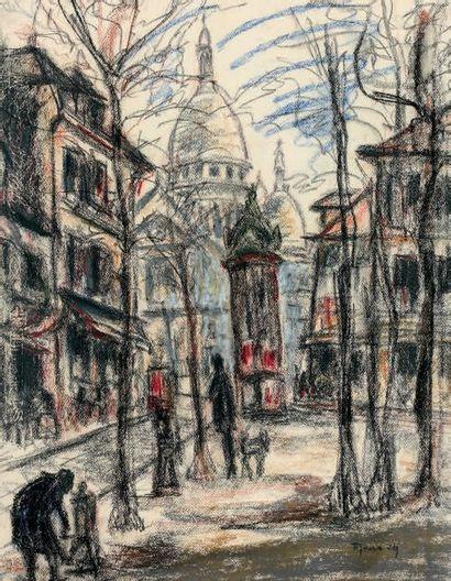 RENÉ-EMMANUEL MARCA (1893-1962)