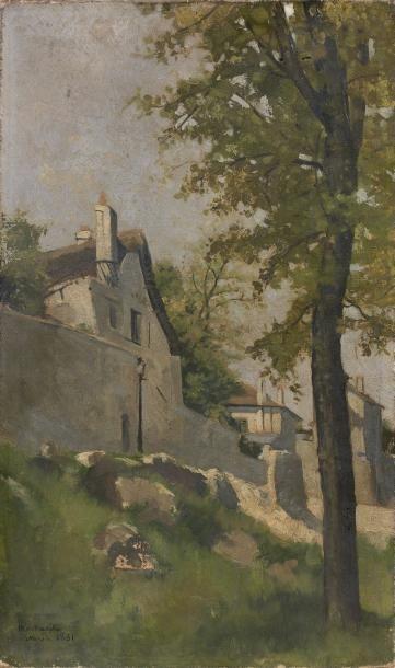 École Française, fin du XIXe siècle