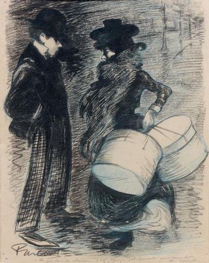 Francisque POULBOT (1879-1946)