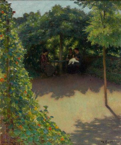 Jules RONSIN (1867 - 1937)