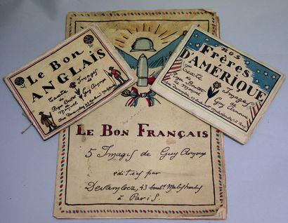 GUY ARNOUX. Le Bon Français. Paris, Devambez,...
