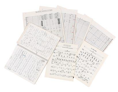 让-康斯坦丁 (1923-1997)  歌曲