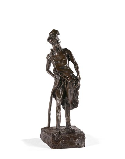 HONORÉ DAUMIER (1808-1879) D'APRÈS  Ratapoil...