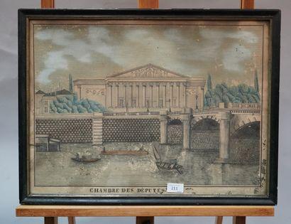 LÉON CANNÉ (XIXe SIÈCLE)  Chambre des députés,...