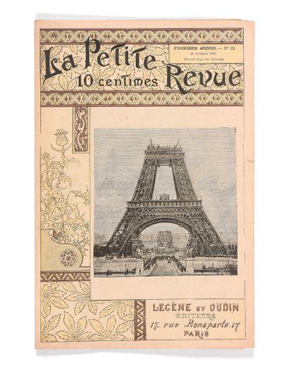 FERNAND HUE - CHARLES SIMOND. La Petite Revue....