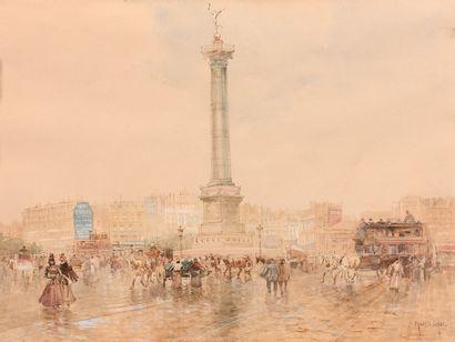 JEAN-JACQUES FRANCISQUE GARAT (1853-1914)...