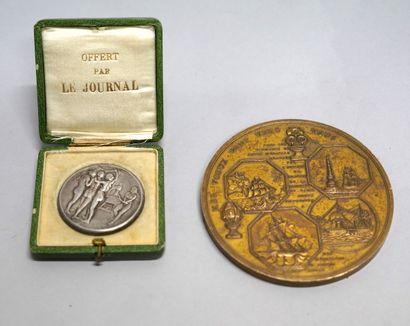 JOSEPH EUGÈNE DUBOIS (1795-1863)  GRANDE...