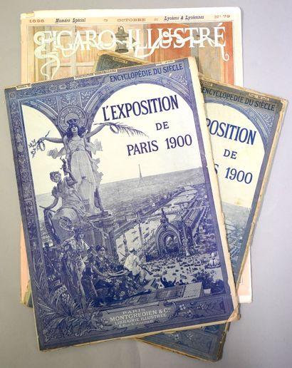 COLLECTIF. L'exposition Universelle de Paris...