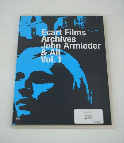 ARMLEDER John (né en 1948), Ecart Films Archives,...