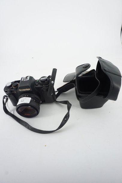 ROLLEIFLEX SL35 E, appareil photo argentique,...