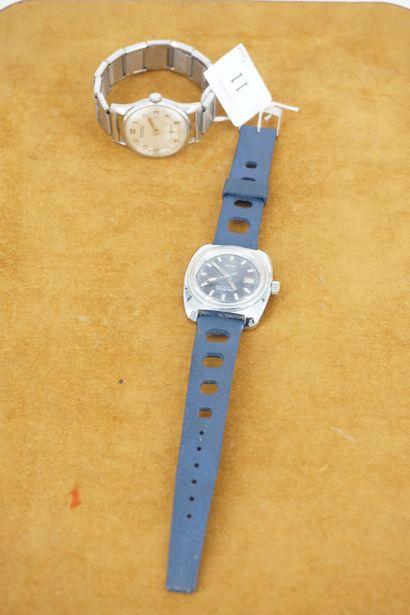 KELTON et NOVA WATCH Réunion de deux montres...