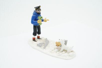 Tintin – Edition Moulinsart – Haddock et...