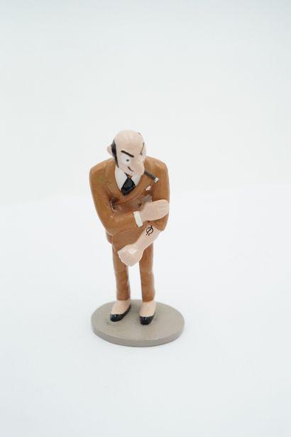 Tintin – édition Moulinsart –Rastapopoulos...
