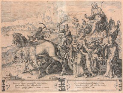 D'APRÈS MARTIN VAN HEEMSKERCK (1498-1574)...