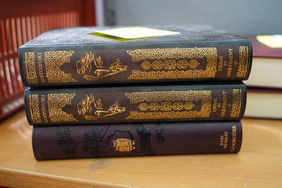 Trois volumes édition Jean de BONNOT: Michelet...