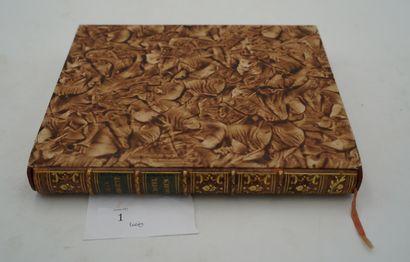 * JEAN SERGENT, l'hôtel de Lauzin, 1 volume...
