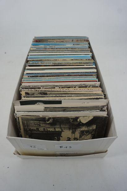 Collection de cartes postales (Belgique,...