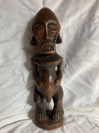 Statuette de type Bembe, République démocratique...