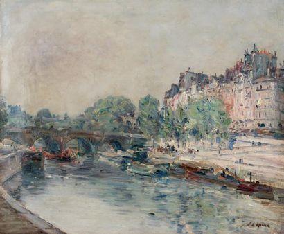 Joseph Louis François LÉPINE (1867 - 1943)