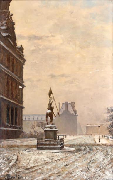 Paul Louis BOUCHARD (1853 - 1937)