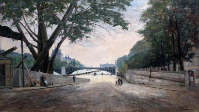Georges PAUL - MANCEAU (1872 - 1955)