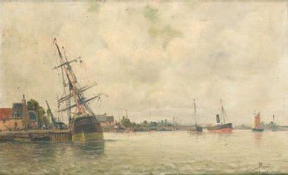 Amélie BURDIN (1834-?)