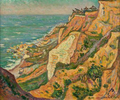 HENRI DE SAINT DELIS (1878 - 1949)