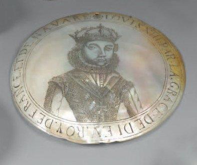 PORTRAIT DU ROI LOUIS XIII Roy de France...