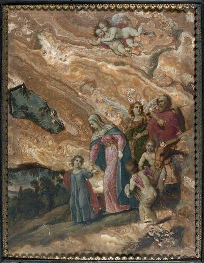 ÉCOLE FLAMANDE, VERS 1620/1630