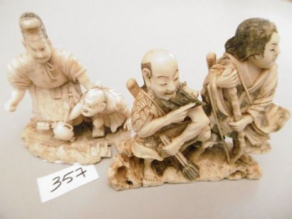 JAPON - Epoque MEIJI (1868 - 1912)