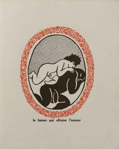 LE KAMA-SOUTRA. Illustré par Lucien LAFORGE....