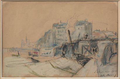 ECOLE FRANÇAISE, 1910