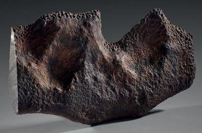 CATALINA 003 Iron, IVB Météorite complète,...