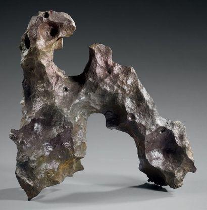 CANYON DIABLO Sidérite, IAB-ung Météorite complète Météorite dite Canyon Diablo...