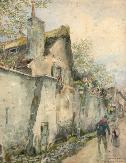 GEORGES TIRET-BOGNET (1855 -1935)